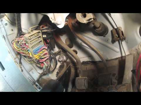 Jeep TJ A/C - Heater Core Replacement