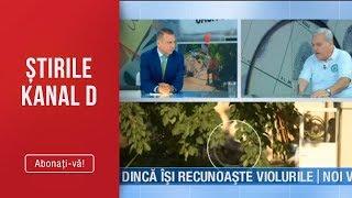 Stirile Kanal D (14.08.2019) - Noi victime Dinca isi recunoaste violurile! EDITIE SPECIA ...