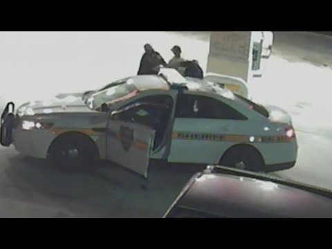 State releases evidence in police abuse case