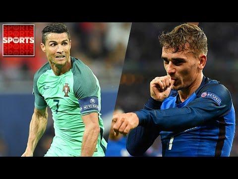 France vs Portugal Euro 2016 Final | Tactical Outlook