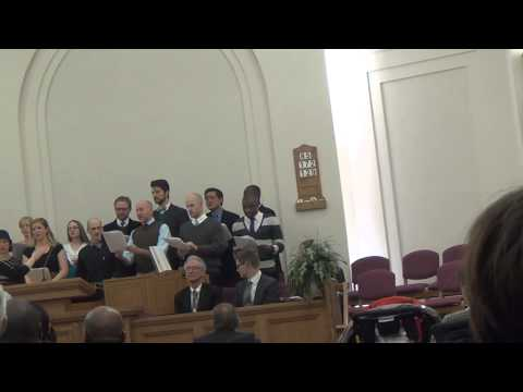 Biafra National Anthem Hymned By LDS Church Harlem--Republic Reporters