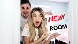 TWINS NEW ROOM MAKEOVER