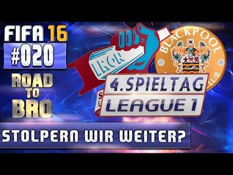 ROAD TO BRO - #020 | STOLPERN WIR WEITER? ● 4. SPIELTAG vs. SCUNTHORPE  Utd | #roadtobro
