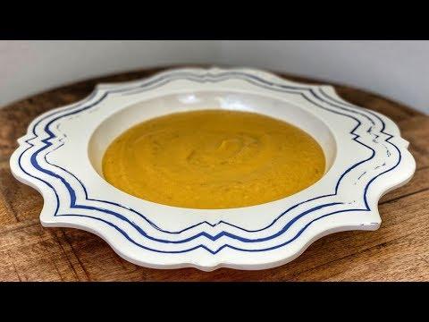 Крем-суп из Тыквы | Рецепт | Снято на iPhone 11 Pro | Знаем что готовить ! - Duration: 4:01.