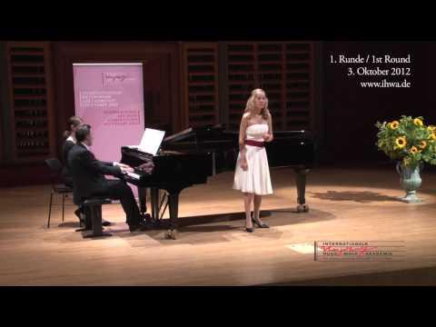 Duo 43, Anna Lucia Richter, Sopran / Christoph Schnackertz, Klavier
