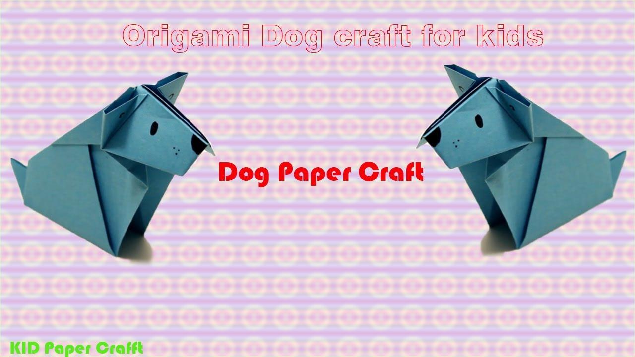 barking dog origami choice image