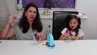 DIY EKEL ÜBERRASCHUNGSEI PRANK an Papa & Tante  😂 Geschichten und Spielzeug