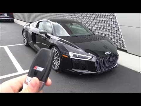 AUDI R8 V10 PLUS  |  FIRST DRIVE  |  REACTIONS