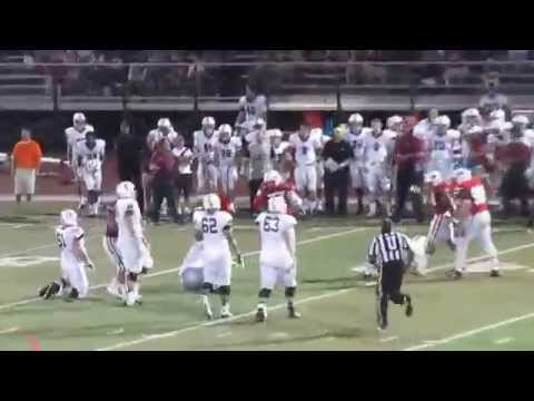 Lafayette Leopards vs Sacred Heart Pioneers - Football Highlights - Campus Field - Sept 06, 2014