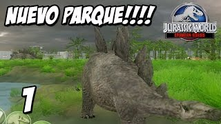EL PARQUE ESTÁ ABIERTO!!!!!!! // JURASSIC WORLD 2 OPERATION GENESIS #1 - DINOSAURIOS ESPAÑOL HD