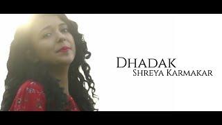   Dhadak   Female Cover Version   Shreya Karmakar   Lyrical Video  