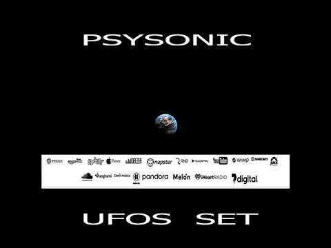 Hologram Mode (PSYSONIC OFFICIAL to ufos set)