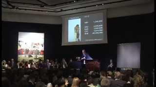 Auction Record Results: Michelangelo Pistoletto