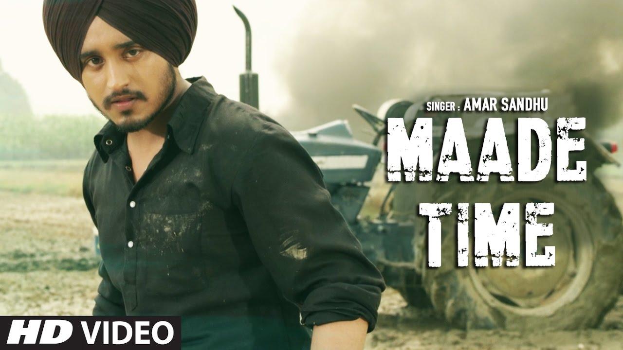 Latest Punjabi Songs 2016   Maade Time   Amar Sandhu   Lil Daku   New  Punjabi Songs   T-Series