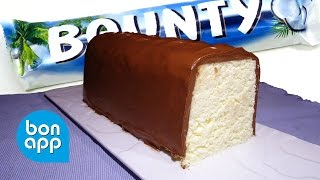 Easy Homemade Bounty Bars