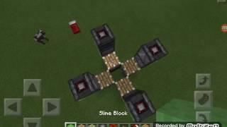 Minecraft %100 çalısan roket yapımı