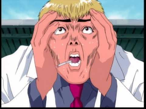GTO Great Teacher Onizuka Episode 1 the Legend Begins English Dub