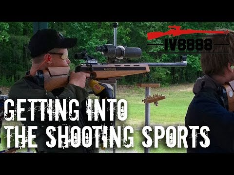 How to Get Into Youth Shooting Sports