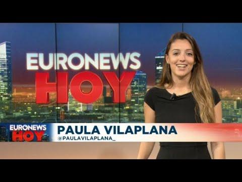 euronews (en español): Euronews Hoy | Las noticias del lunes 22 de abril de 2019