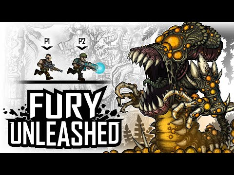 Fury Unleashed – 2019 Gameplay Trailer – Steam, Nintendo Switch, Xbox One, Playstation 4