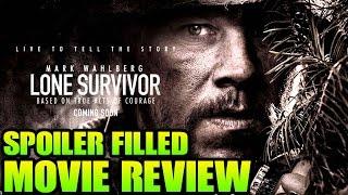 Lone Survivor SPOILER FILLED Review