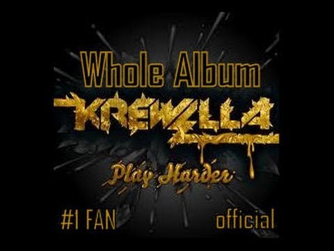 Krewella - Play Harder Album