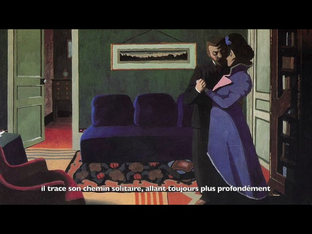 Trois minutes d'art - Félix Vallotton