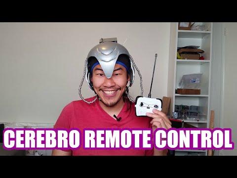 Mind Control Cerebro Helmet (Galvanic Vestibular Stimulation) | Sufficiently Advanced