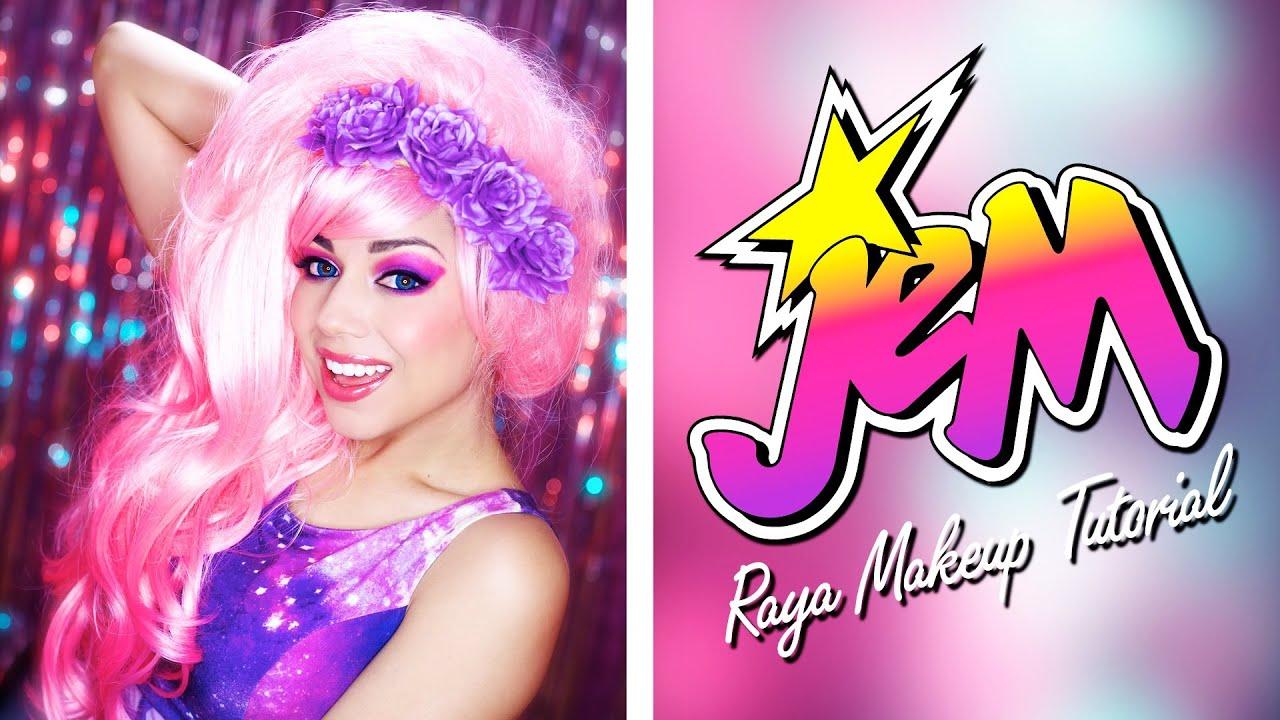 Jem makeup series raya charisma star youtube ccuart Images