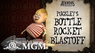 THE ADDAMS FAMILY   DIY: How T…