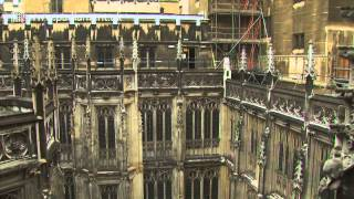 Palace of Westminster - Making the building watertight