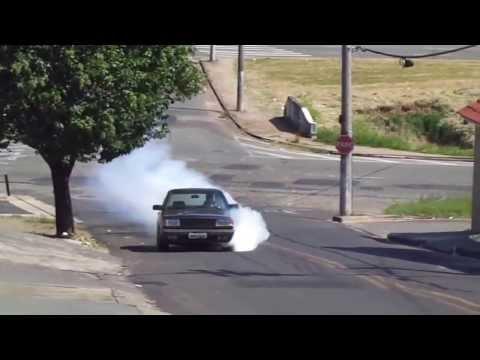 Gol Quadrado Turbo - Burnout