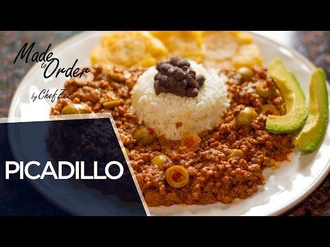 Dominican Style Picadillo