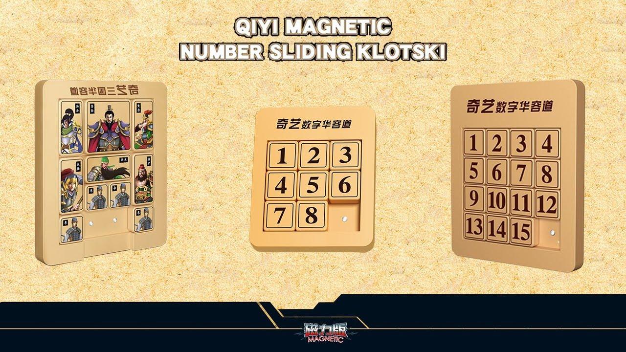 Puzzles Slice Klosti de QiYi