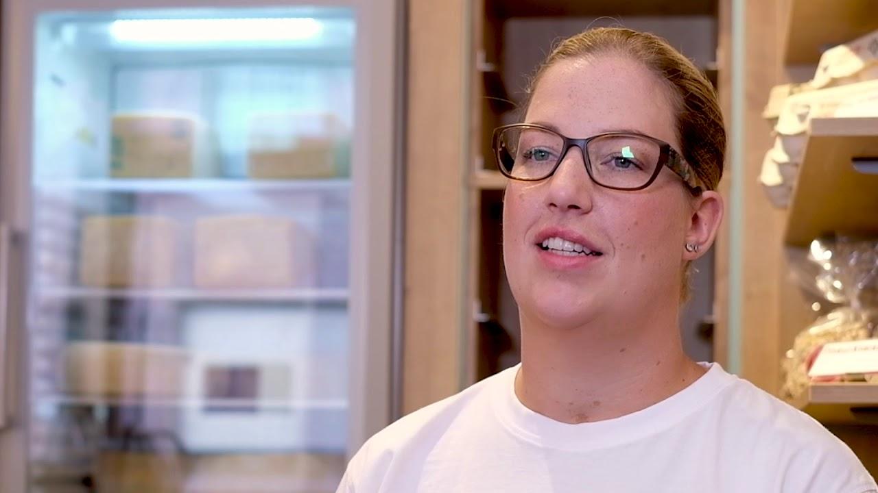 Starke Frauen im Mittelstand – Bäckerei Maria von Heel - YouTube
