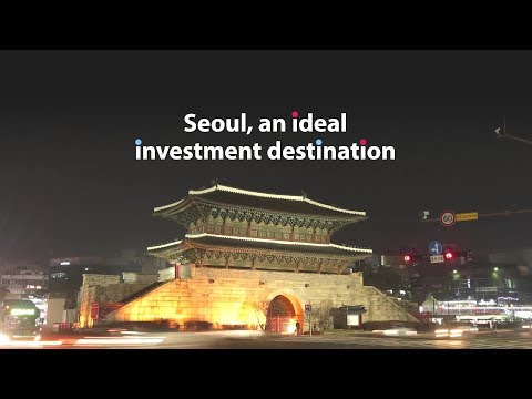Invest Seoul Promotion Ads (2017)