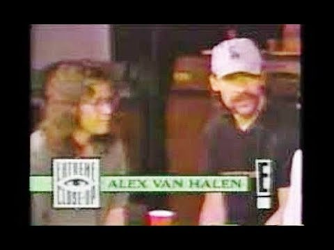 EDDIE AN ALEX VAN HALEN Awesome  1992