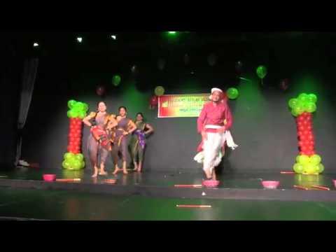 Cheluvayya cheluvu taane tandaana kannada folk dance