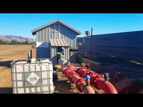 6 Cylinder 11.1L Natural Gas Irrigation Engine