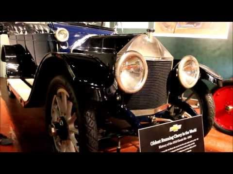 Oldest Running Chevy In The World 1913 Chevrolet Classic Six Youtube