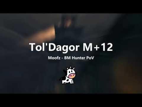 BFA Beta, M+12 Tol'Dagor - BM PoV