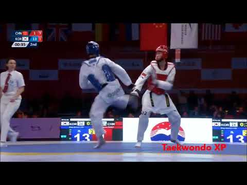 Taekwondo highlights - World GrandSlam Champion Series