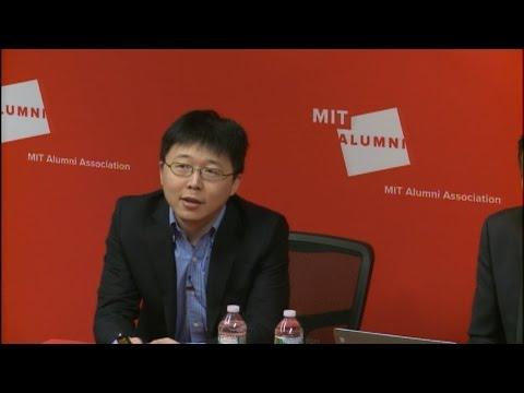 Faculty Forum Online: Feng Zhang
