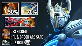 NEW STYLE Battle Fury Sven Mid Counter Brood Lancer Epic 120% Cleave Damage Gameplay WTF Dota 2