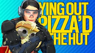 YING OUT PIZZA'D THE HUT | Rainbow Six Siege