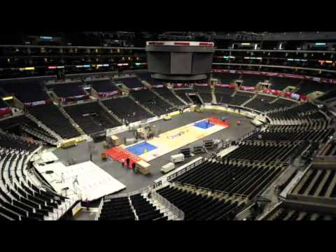 Staples Center Time-Lapse, NHL to NBA (Official) [HD]