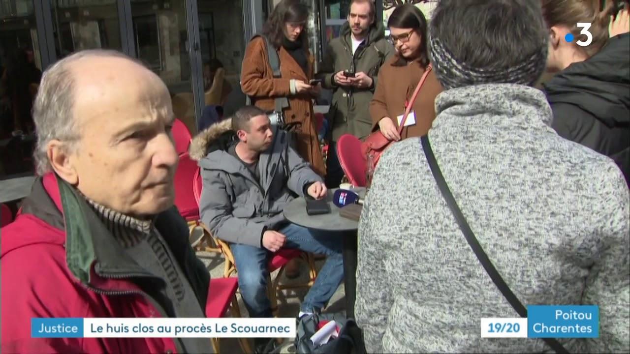 Premier Jour Du Proces Joel Le Scouarnec A Saintes Youtube