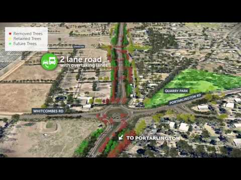 Drysdale Bypass Upgrade