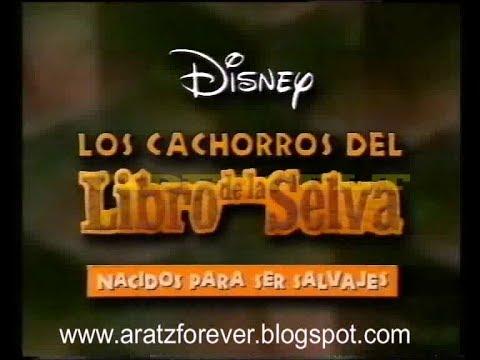 Los Cachorros Del Libro De La Selva Trailer En Español Youtube