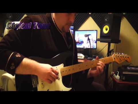 Вечерком с гитарой... Импровизация на тему : Blonker - Side Walk Cafe